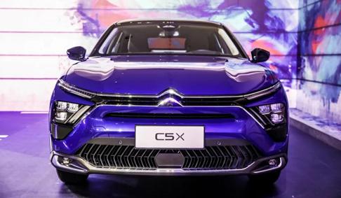 东风雪铁龙C5X全球首秀