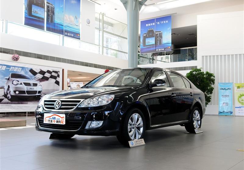 上海大众 朗逸 2011款 1.6L 自动品轩版