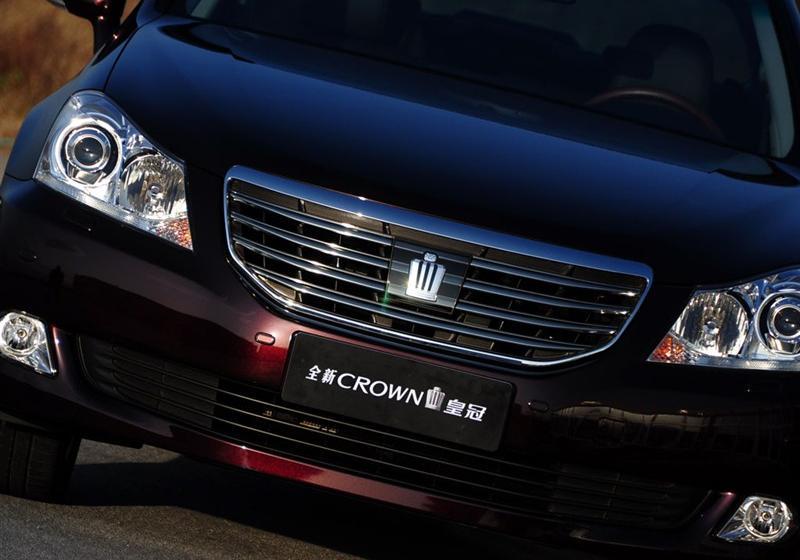 皇冠  2010款 V6 3.0 Royal Saloon VIP