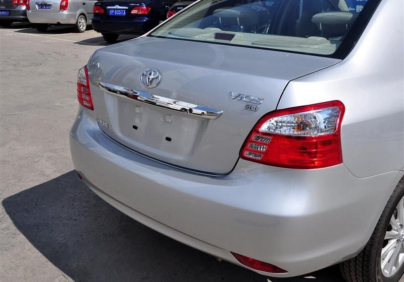 威驰  2011款 1.6 GL-i 天窗版 AT
