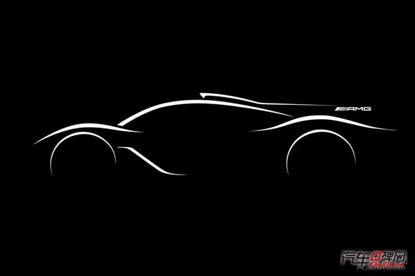 梅赛德斯-AMG超跑
