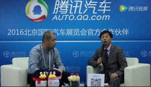 2016北京车展:访东风风神来广营店总经理