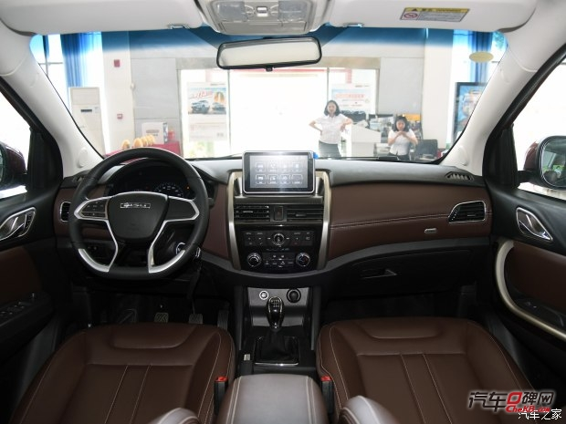比速汽车 比速T5 2017款 1.5T 手动舒适型
