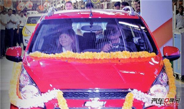 投资扩建,产能布局,通用退出印度市场,铃木印度销量,福特印度市场,Jeep印度