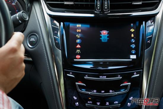 电动汽车,黑科技,凯迪拉克V2I技术,凯迪拉克密歇根V2I,凯迪拉克密歇根V2I合作,凯迪拉克CTSV2I技术