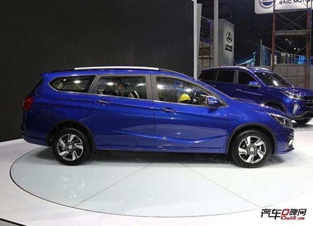 宝骏310Wagon疑似售3.98万起 有望7月上市