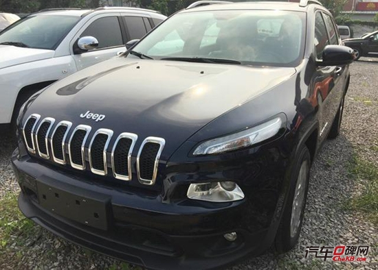 国产jeep自由光将今年10月底正式上市