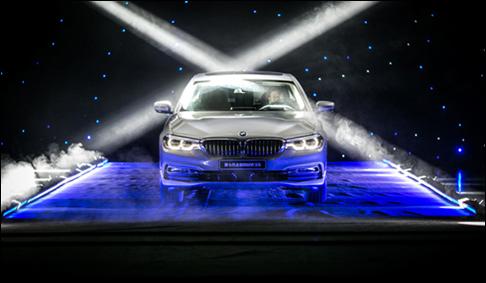 售44.99万起 全新BMW 5系Li绍兴地区正式上市