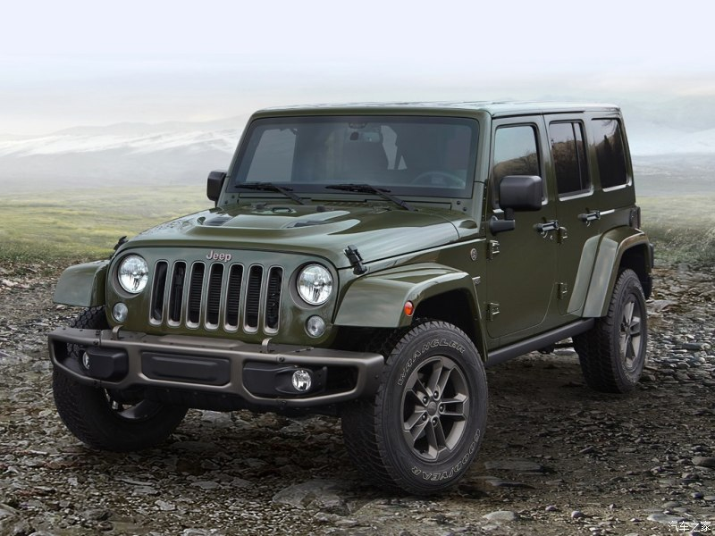 吉普Jeep牧马人