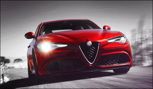 阿尔法•罗密欧全新进口Giulia豪华轿车绍兴预赏激情开启