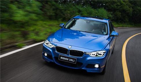 BMW致敬运动王者3系