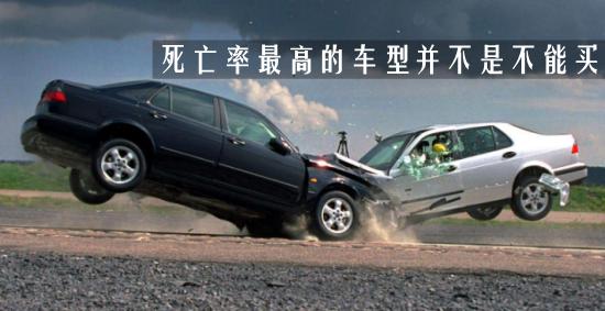 死亡率最高的车型并不是不能买
