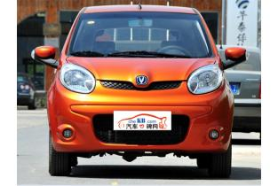 长安汽车 奔奔mini 2010款 5amt 豪华型图片