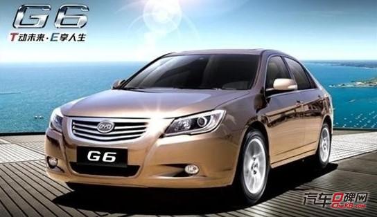 比亚迪g6 2013款 7.98万元 淄博比亚迪4s店 众智 高清图片