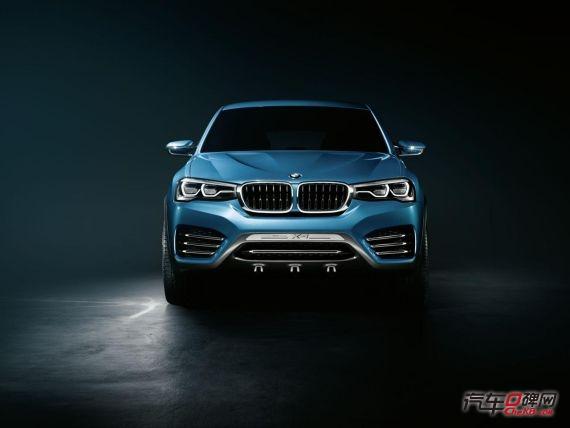 2014 宝马(BMW) X4 Concept