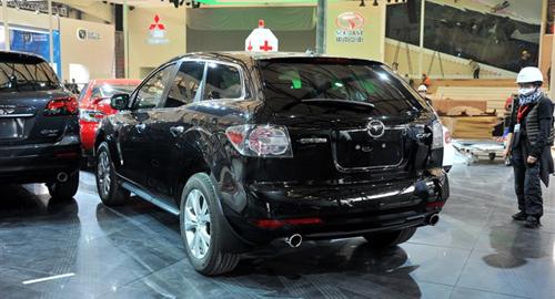 一汽马自达国产CX-7
