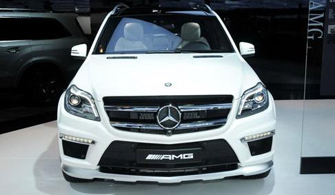 奔驰GL级AMG