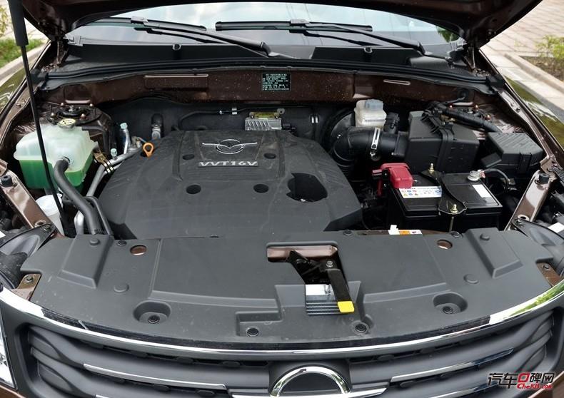海马S7发动机