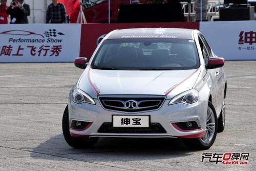 绅宝北京汽车绅宝2013款 2.3T 豪华版