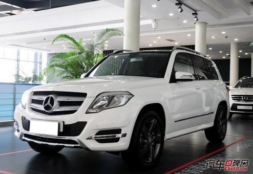 奔驰GLK级最高优惠3万元