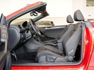 高尔夫(进口)2012款 1.4 TSI 舒适敞篷版