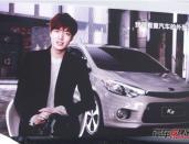 李敏镐经纪公司称从未收到北京车展邀请