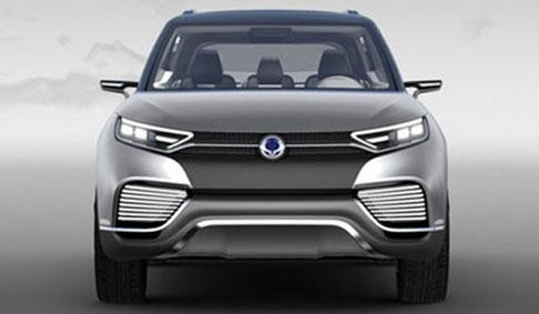 双龙7座SUV明年上市销售 搭载2.0T引擎