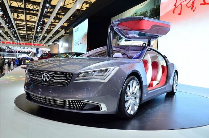 北京汽车Concept 900