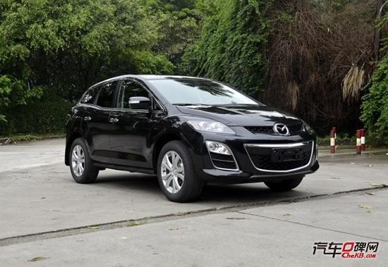 售19.98万起 国产马自达CX-7预售价曝光