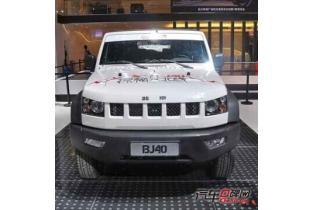 北京汽车BJ40图片