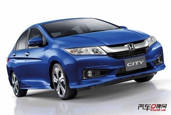 本田发布上海车展阵容 新锋范/新款CR-V等