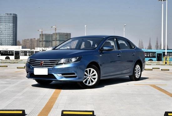 荣威i61.0t上海万起上市售9.48车展锐界豪锐两驱使用图解图片