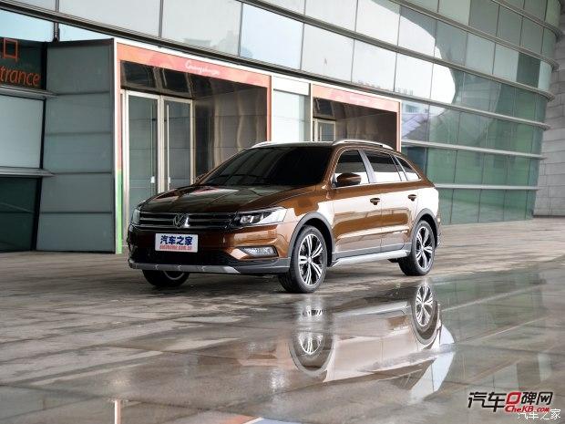 上海大众 朗境 2015款 230TSI 基本型