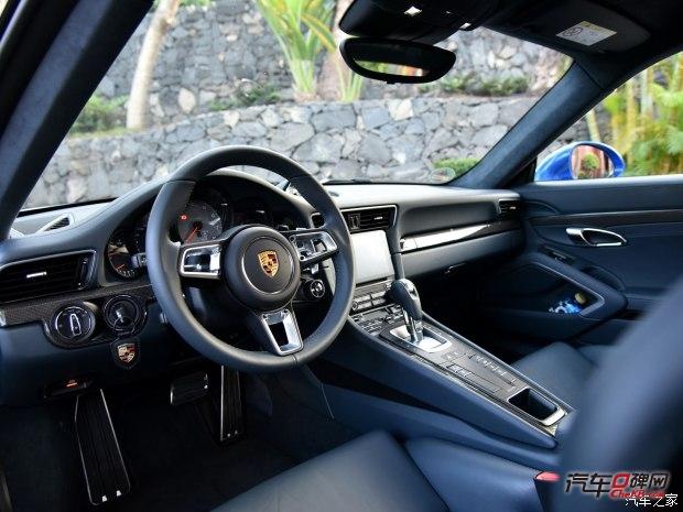 保时捷 保时捷911 2016款 Carrera S 3.0T