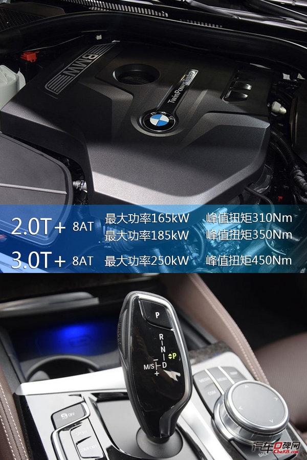 全新一代宝马5系Li今日上市 售价XX-XX万元-图6