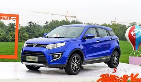 售8.88-14.08万元 驭胜S330正式上市