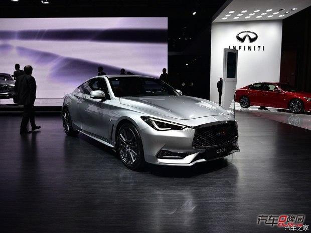 英菲尼迪(进口) 英菲尼迪Q60 2016款 2.0T Coupe