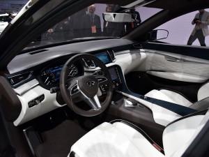 英菲尼迪(进口) 英菲尼迪QX50(进口) 2017款 Concept