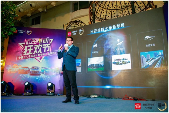 1小时狂销493台 比亚迪电动狂欢节持续引领北京新能源市场